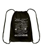 BOHEMIAN Drawstring Bag thumbnail