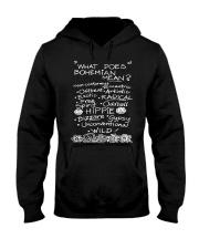 BOHEMIAN Hooded Sweatshirt thumbnail