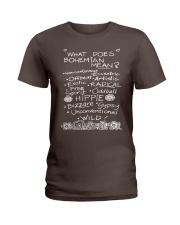 BOHEMIAN Ladies T-Shirt thumbnail