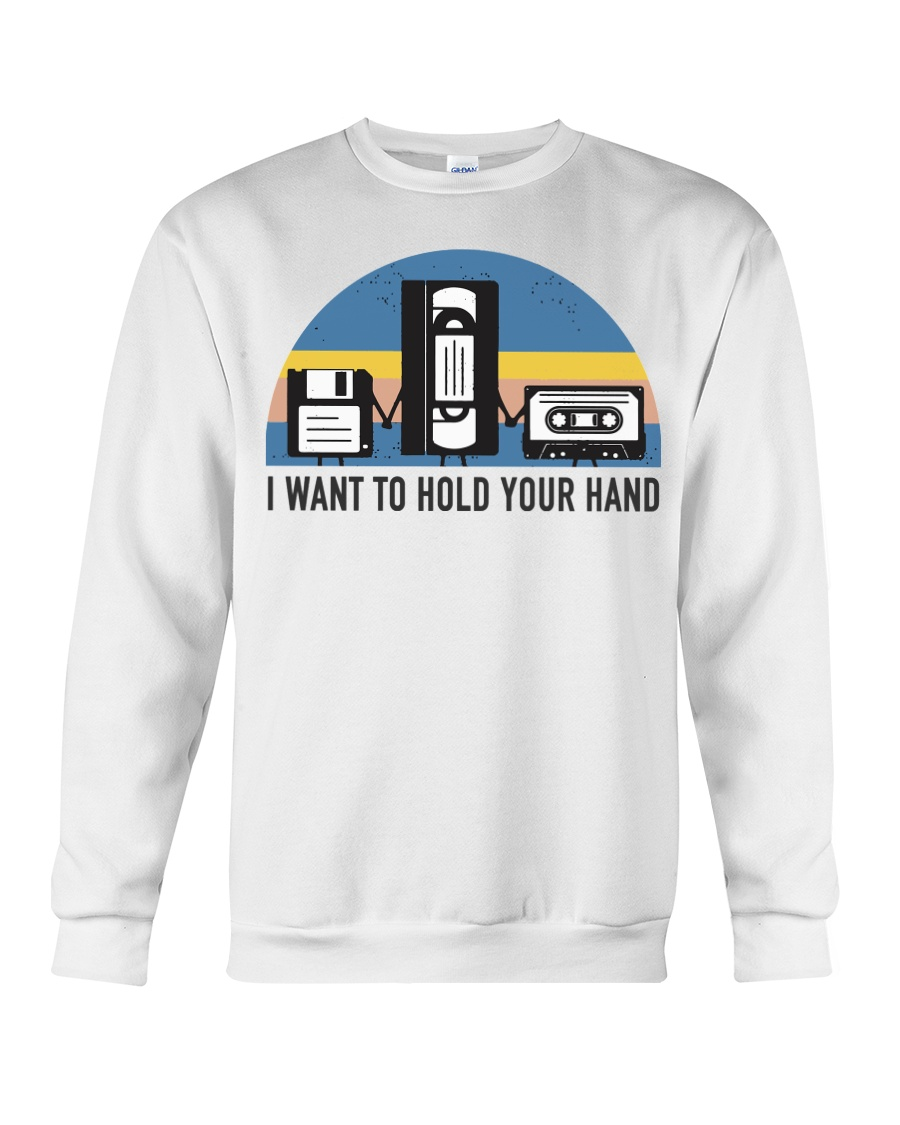 Hold Your Hand Crewneck Sweatshirt