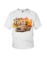 It's Fall Y'all  Youth T-Shirt thumbnail