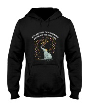 You May Say I'm A Dreamer Hooded Sweatshirt front