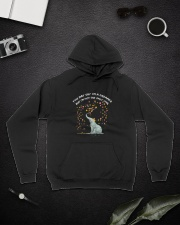 You May Say I'm A Dreamer Hooded Sweatshirt lifestyle-unisex-hoodie-front-9