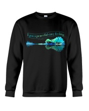 I Got A Peaceful Easy Feeling A0014 Crewneck Sweatshirt thumbnail