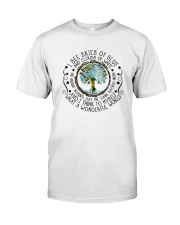 And I think to myself what a wonderful world Premium Fit Mens Tee thumbnail
