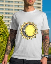 Love by the moon Live by the sun Premium Fit Mens Tee lifestyle-mens-crewneck-front-8