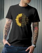 you may say i'm a dreamer but i'm not the only one Classic T-Shirt lifestyle-mens-crewneck-front-6
