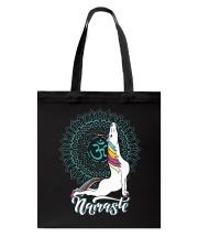 Namaste  Tote Bag thumbnail