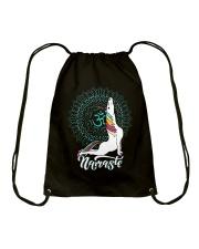 Namaste  Drawstring Bag thumbnail