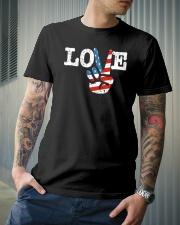 Hippie T-shirts Classic T-Shirt lifestyle-mens-crewneck-front-6
