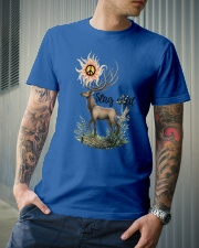 Hippie - Stay wild Classic T-Shirt lifestyle-mens-crewneck-front-6
