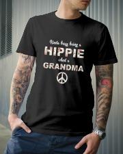 GRANDMA Classic T-Shirt lifestyle-mens-crewneck-front-6