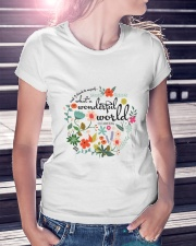 And I think to myself Premium Fit Ladies Tee lifestyle-women-crewneck-front-7