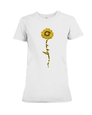 Hippie - In a world of my own Premium Fit Ladies Tee front