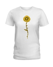 Hippie - In a world of my own Ladies T-Shirt thumbnail
