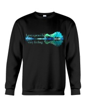 I Got A Peaceful Easy Feeling Crewneck Sweatshirt tile