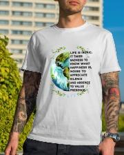 Hippie  Premium Fit Mens Tee lifestyle-mens-crewneck-front-8