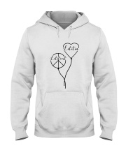 Let it out - Let it in Hooded Sweatshirt thumbnail