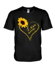 Love mimi life V-Neck T-Shirt thumbnail