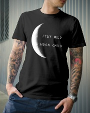 Stay wild moon child Classic T-Shirt lifestyle-mens-crewneck-front-6