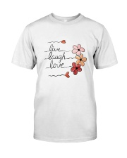 Live - Laugh - Love Premium Fit Mens Tee thumbnail