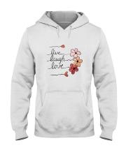 Live - Laugh - Love Hooded Sweatshirt thumbnail