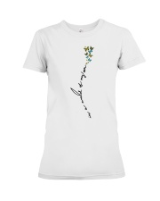 Hippie - In a world of my own Premium Fit Ladies Tee thumbnail