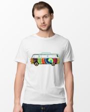 Hippie 323 Classic T-Shirt lifestyle-mens-crewneck-front-15