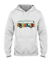 Hippie 323 Hooded Sweatshirt thumbnail