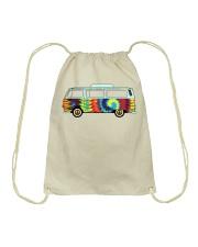 Hippie 323 Drawstring Bag thumbnail