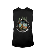 And Think To Myself What A Wonderful World Ad0007  Sleeveless Tee thumbnail