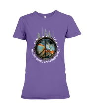 And Think To Myself What A Wonderful World Ad0007  Premium Fit Ladies Tee thumbnail