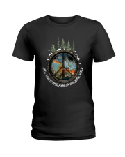 And Think To Myself What A Wonderful World Ad0007  Ladies T-Shirt thumbnail
