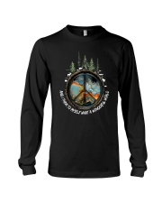 And Think To Myself What A Wonderful World Ad0007  Long Sleeve Tee thumbnail