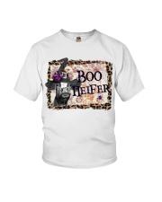 Boo Heifer Youth T-Shirt thumbnail