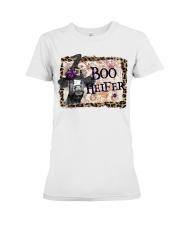 Boo Heifer Premium Fit Ladies Tee thumbnail