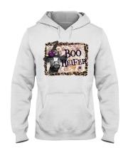 Boo Heifer Hooded Sweatshirt thumbnail