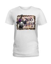 Boo Heifer Ladies T-Shirt thumbnail