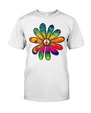 Hippie T-shirts Premium Fit Mens Tee front