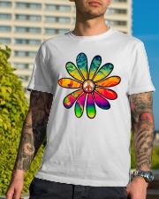 Hippie T-shirts Premium Fit Mens Tee lifestyle-mens-crewneck-front-8