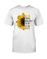Sunfower Classic T-Shirt front