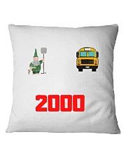 T-shirt Nimbus 2000 Square Pillowcase thumbnail