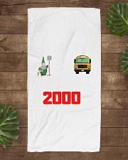 T-shirt Nimbus 2000 Beach Towel aos-towelbeach-vertical-front-lifestyle-1