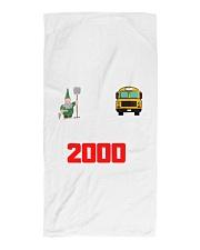 T-shirt Nimbus 2000 Beach Towel front
