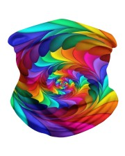 RAINBOW CANDY SPIRAL Neck Gaiter thumbnail