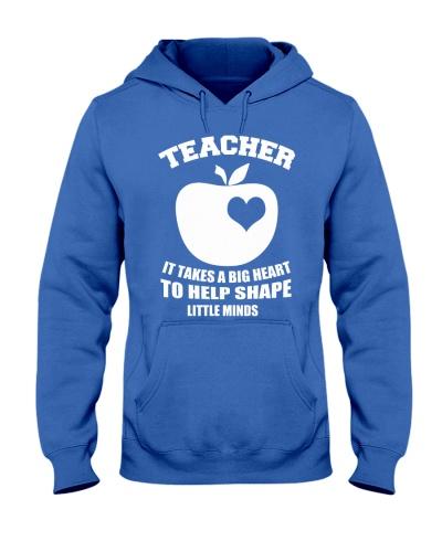 TEACHER IT TAKES A BIG HEART
