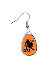 Leo Horoscope Teardrop Earrings thumbnail