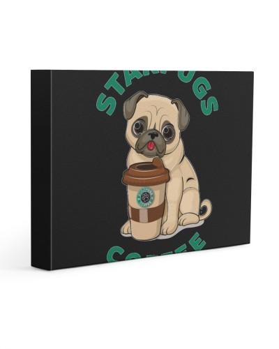 PUG LOVERS - STARPUGS COFFEE