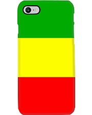 RASTA COLORS ONE LOVE Phone Case thumbnail