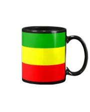 RASTA COLORS ONE LOVE Mug thumbnail